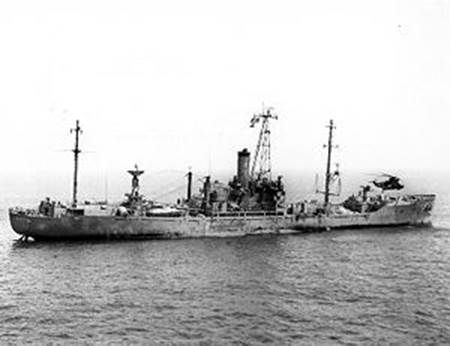 USS Liberty length