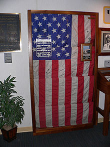 USS Liberty Flag