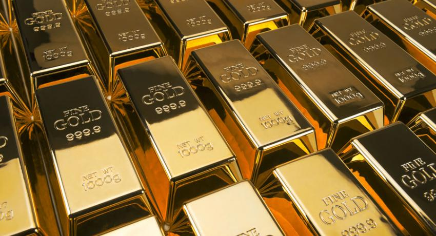US Sells Fake Gold