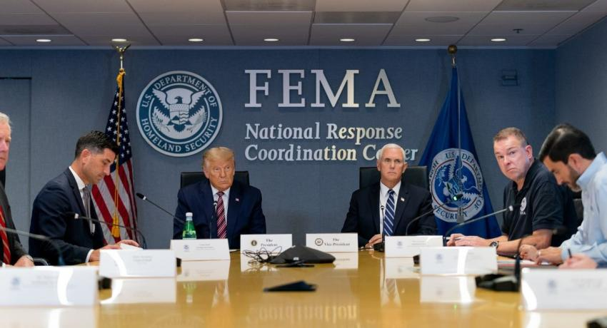 FEMA Now in Charge